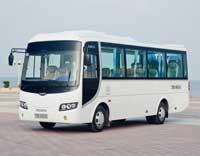 Cho thuê xe du lịch Isuzu Samco