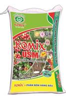 KOMIX USM (Thay thế phân chuồng)