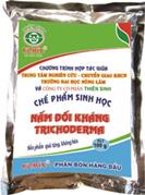 Nấm đối kháng TRICHODERMA (Chế phẩm sinh học)