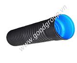 Ống nhựa gân HDPE 2 lớp