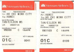 Vé máy bay đi TP Hồ Chính Minh