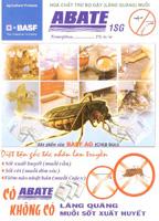 Hóa chất diệt bộ gậy muỗi