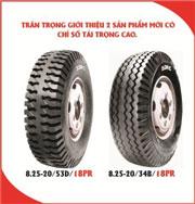 Lốp ô tô các loại