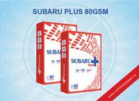 Giấy Photocopy Subaru Plus 80gsm
