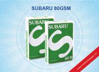 Giấy Photocopy Subaru 80gsm