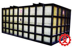Bồn Composite vuông