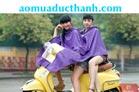 áo mưa Poncho