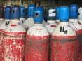 Bình khí hidro công nghiệp