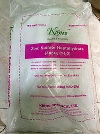 ZnSO4-7H2O