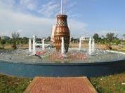 Hệ thống phun nước công viên Chư Sê