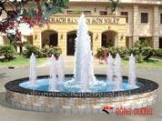 Hệ thống phun nước khách sạn Tân Sơn Nhất