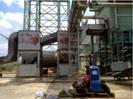 Hê thống xử lý khí thải với vòng sứ