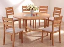 Bàn ghế gỗ nội thất