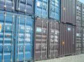 Container 40 feet HC