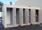 Cho thuê container vệ sinh