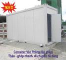 Mua bán và cho thuê container