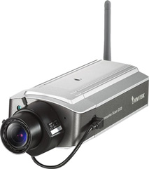 Camera ip khong day Vivotek IP7154