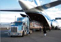 Dịch vụ giao nhận vận tải bằng đường không