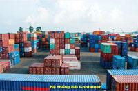 Kho bãi container