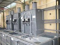 Hệ thống xử lý linh kiện điện tử