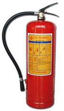 Bình chữa cháy bột BC 4kg