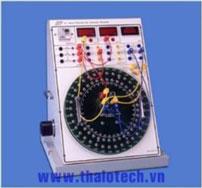 Bộ thí nghiệm đấu dây máy điện