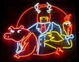 Quảng cáo đèn Led Neon