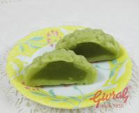 Bánh dẻo trà xanh