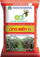 Phân bón hữu cơ sinh học OBI-Ong Biển