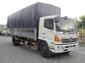 Vận chuyển hàng hóa bằng xe thùng
