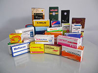Bao bì giấy dược phẩm