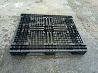 Pallet nhựa đen 1000x1200x120mm