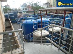 Vệ sinh nhà máy xí nghiệp