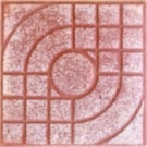 Gạch Terrazzo hình mắt nai