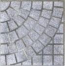 Gạch Terrazzo hình rẻ quạt