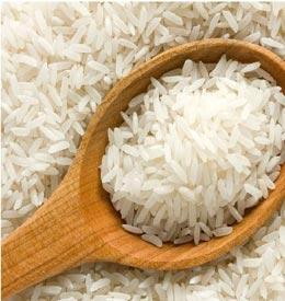Gạo trắng dài