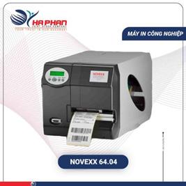 Máy in mã vạch công nghiệp Novexx