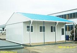 Nhà lắp ghép nhà di động