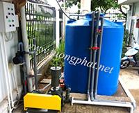 Xử lý nước thải sinh hoạt Công Ty Tnhh New London Việt Nam