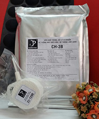 Viên chống cáu cặn ăn mòn rong rêu CH3B ZC1200
