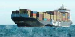 Vận tải container đường biển