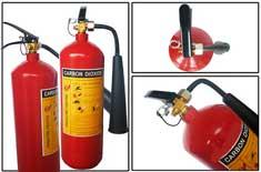 Kiểm định bình chữa cháy