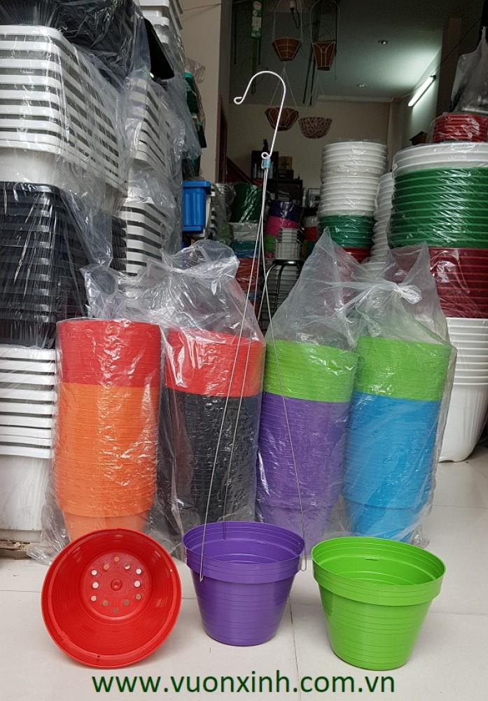 Chậu nhựa