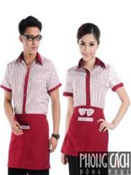 Đồng phục nhà hàng - khách sạn