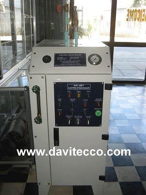 Lò hơi điện DAVITECCO
