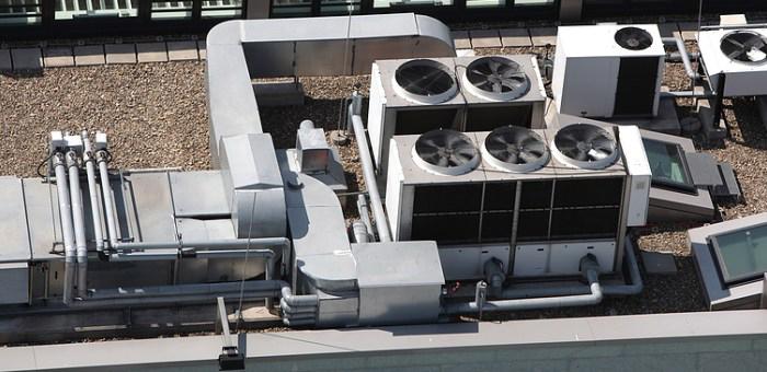Hệ thống điều hòa trung tâm HVAC