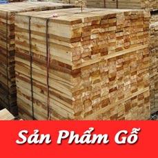 Sản phẩm gỗ