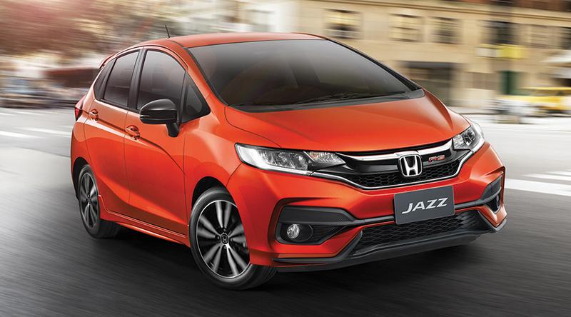 Ô tô Honda Jazz