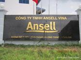Bảng chữ nổi inox Ansell