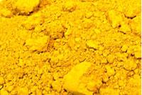 Bột màu vàng thư